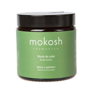 Mokosh, masło do ciała Melon z Ogórkiem 180ml
