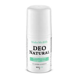 Make Me Bio, naturalny dezodorant z wyciągiem z aloesu 50ml