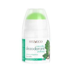 Sylveco, naturalny dezodorant ziołowy 50ml