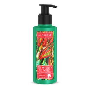 Aloesove, żel myjący do twarzy 150ml