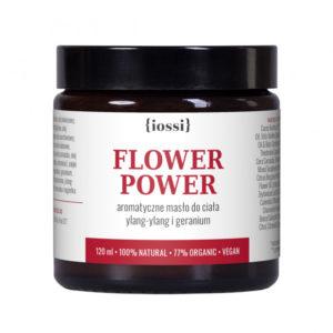 iossi, masło do ciała Flower Power 120ml