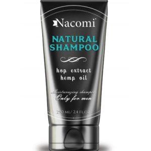 Nacomi, szampon dla mężczyzn 250ml