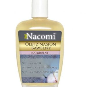 Nacomi, olejek z nasion bawełny 30ml