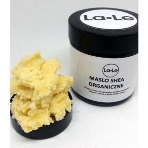 La-Le, masło shea organiczne, nierafinowane 60ml