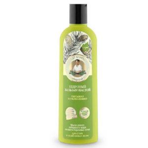 Bania Agafii, cedrowy balsam do włosów – Odżywienie i Wzmocnienie 280ml