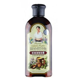 Bania Agafii, piwny szampon dla mężczyzn 350ml