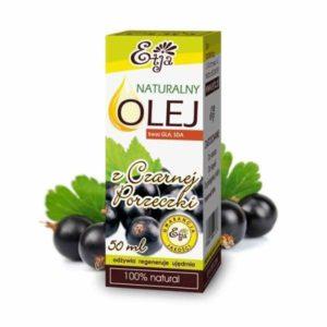 Etja, olej z czarnej porzeczki 50ml