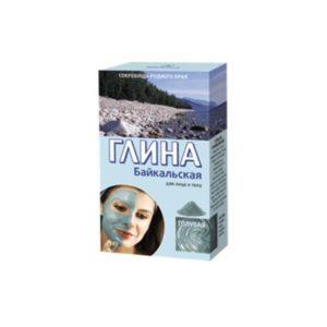 Fitokosmetik, błękitna bajkalska glinka 100g