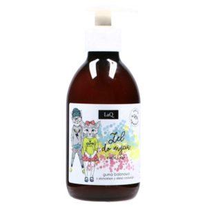 LaQ, żel do mycia ciała i rąk – Guma Balonowa 300 ml