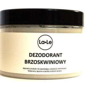 La-Le, dezodorant w kremie Brzoskiwniowy 150ml