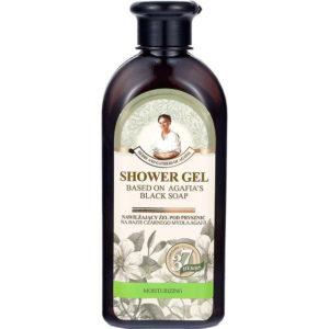 Babcia Agafia, szampon wzmacniający na bazie Czarnego Mydła Agafii 350 ml