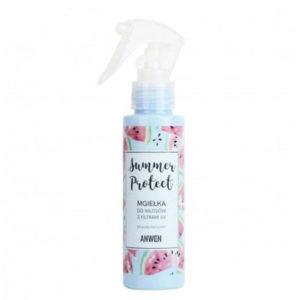 Anwen, mgiełka do włosów z filtrami UV – Summer Protect 100ml