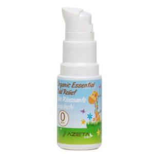 Azeta Bio, organiczny olejek na przeziębienia i udrażniający drogi oddechowe dla dzieci 0+  20ml