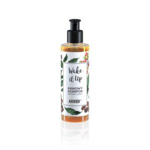 Anwen, enzymatyczny szampon kawowy – Wake It Up 200ml