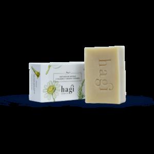 Hagi, naturalne mydło – Olej z Lnianki Siewnej 100g