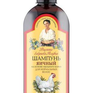 Babcia Agafia, jajeczny szampon do włosów 350ml