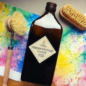 Nowa Kosmetyka, dla alergików – uniwersalny płyn czyszczący, szare mydło 500ml
