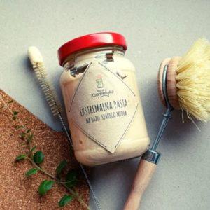 Nowa Kosmetyka, pasta czyszcząca ekstremalna 175gr