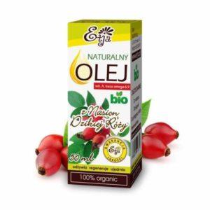 Etja, olej z nasion dzikiej róży BIO 50ml