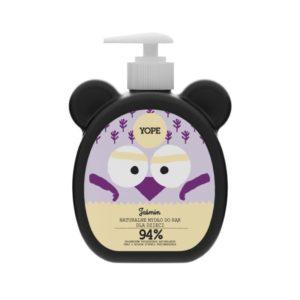 Yope, naturalne mydło do rąk dla dzieci -Jaśmin 400ml
