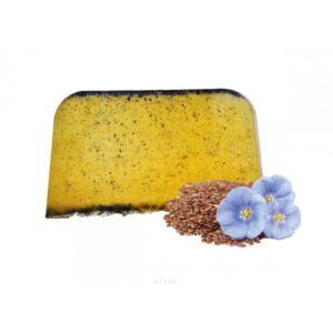 e-Fiore, szampon w kostce – arganowy z olejem lnianym 100 gr
