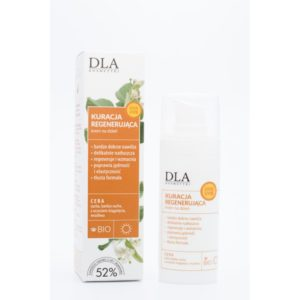 DLA Kosmetyki, krem na dzień – Kuracja Regenerująca z filtrami UVA, UVB  30g