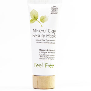 Feel Free, maska mineralna do twarzy 75 ml