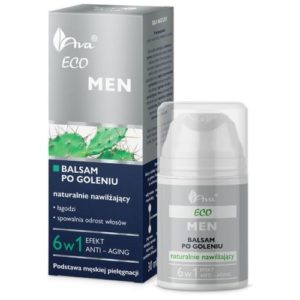 Ava Laboratorium, balsam po goleniu 6w1 – Eco Men 30 ml