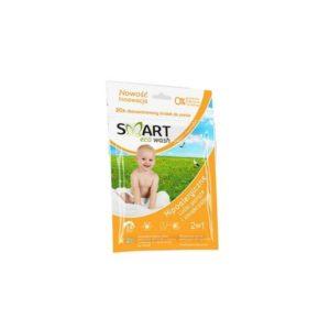 Smart Eco Wash, listki piorące i zmiękczające hipoalergiczne – Zapach Świeżości 14 prań