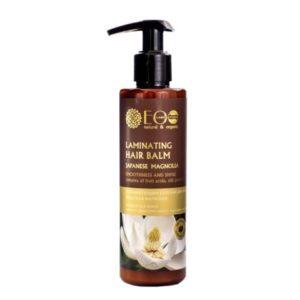 Eolab, laminujący balsam do włosów – Wygładzenie i Blask 200ml