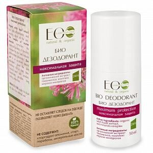 Eolab, bio dezodorant w kulce – Maksymalna Ochrona 50ml