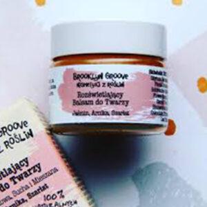 Brooklyn Groove, rozświetlający balsam – serum do twarzy 15ml