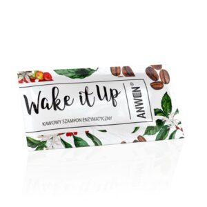 Anwen, kawowy szampon enzymatyczny – Wake It Up (saszetka) 10 ml