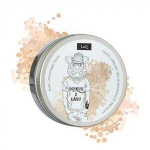 LaQ, myjący peeling – pasta szlifierska – Dzikus z Lasu 200ml