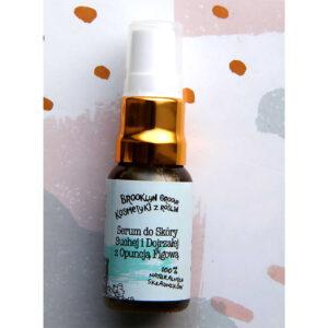 Brooklyn Groove, serum do skóry suchej i dojrzałej z opuncją figową 15ml