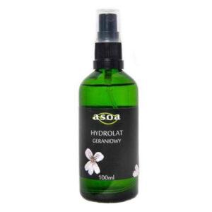 Asoa, hydrolat geraniowy 100ml