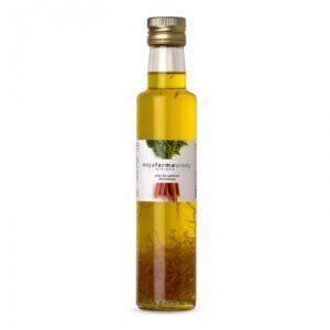 Moja Farma Urody, olej karotkowy z płatkami nagietka 250ml