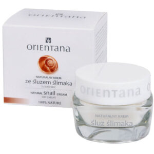 Orientana, naturalny krem do twarzy ze śluzem ślimaka 50ml