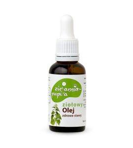 Zielarnia Pupila, ziołowy olej – Zdrowe Stawy 30ml