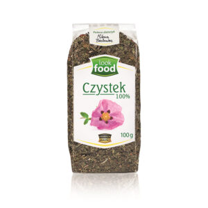 Look Food, czystek 100g