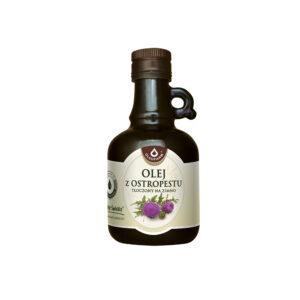 Oleofarm, olej z ostropestu tłoczony na zimno 250 ml