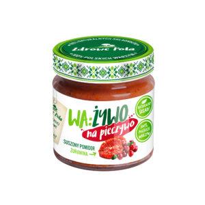 Ważywo, pasta z suszonymi pomidorami i żurawiną 180 g