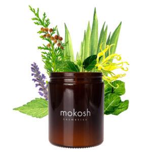 Mokosh, roślinna świeca sojowa – Orientalny ogród