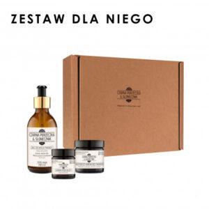 """Czarna Porzeczka & Słonecznik, """"Zestaw dla Niego"""""""