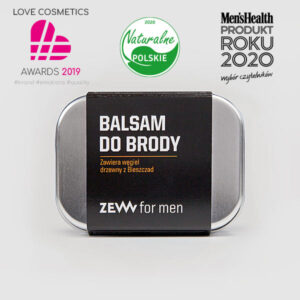 Zew For Men, balsam do brody 80ml