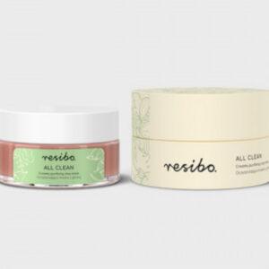 Resibo, All Clean – oczyszczająca maska z glinką 50ml