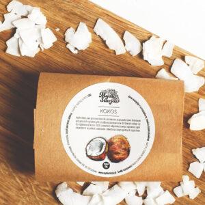 Mydło Stacja, mydło naturalne gospodarcze – Kokos 70g