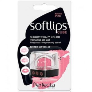 Perfecta Softlips – pomadka do ust NATURAL PINK 6,5g