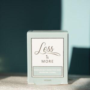 Less is More, nawilżający krem pod oczy – Werbena z Kawą 30ml