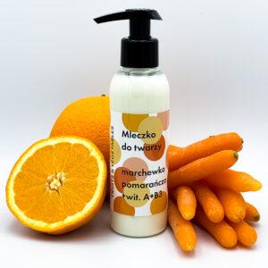 La-Le (frojo), mleczko do twarzy Marchewka – Pomarańcza 150ml